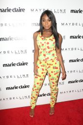 Normani Kordei – Marie Claire's 'Fresh Faces' Celebration in West Hollywood 4/22/2017