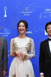 Nozomi Sasaki at Beijing International Film Festival, China 4/16/2017