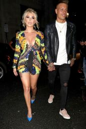 Olivia Buckland – Jog On To Cancer Charity Event in London 4/12/2017