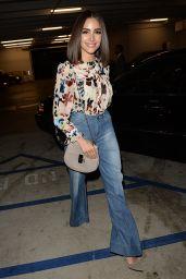Olivia Culpo at Alice X Olivia Eyewear is Art Event in LA 4/13/2017