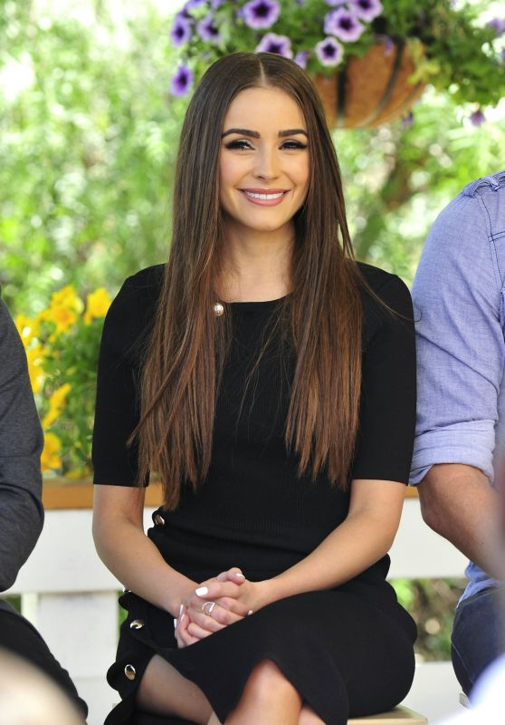 Olivia Culpo - 'Home & Family' TV Show in Los Angeles 4/19/2017