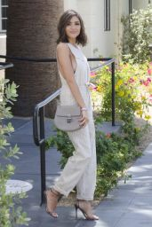 Olivia Culpo - POPSUGAR and The CFDA Brunch in Palm Springs 4/15/2017