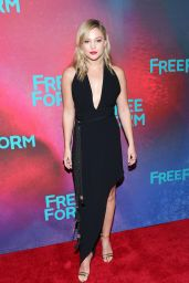 Olivia Holt - 2017 Freeform Upfront in New York 4/19/2017