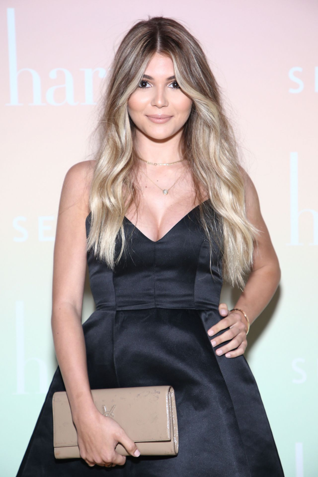 Olivia Jade at Harper's Bazaar Party in Los Angeles 04/26/2017