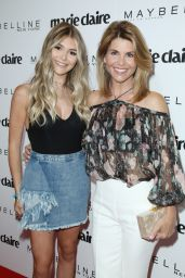 Olivia Jade – Marie Claire's 'Fresh Faces' Celebration in West Hollywood 4/22/2017