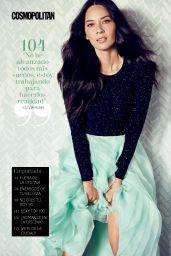 Olivia Munn - Cosmopolitan Magazine Mexico April 2017 Issue