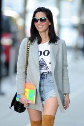 Olivia Munn Looks Stylish - Vancouver 04/24/2017