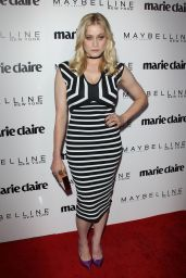 Olivia Taylor Dudley – Marie Claire's 'Fresh Faces' Celebration in West Hollywood 4/22/2017