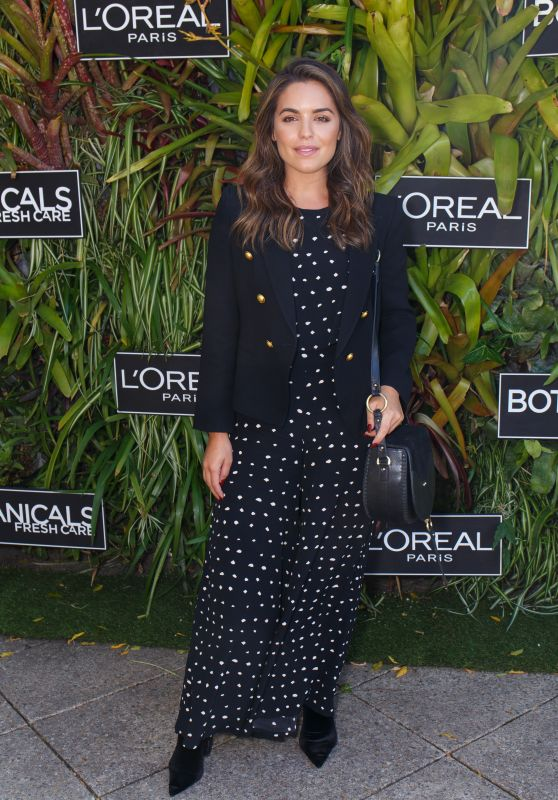Olympia Valance – Botanicals Fresh Care Ambassador Launch in Sydney 4/19/2017