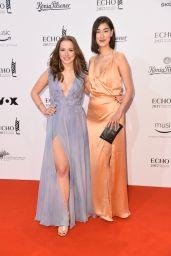 Oonagh (Senta Sofia Delliponti) & Elif Demirezer at ECHO Music Awards 2017 in Berlin