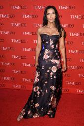 Padma Lakshmi - Time 100 Gala in New York 04/25/2017