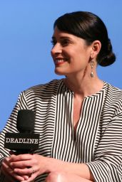 Paget Brewster at Deadline's The Contenders Emmys Event in Los Angeles 4/9/2017