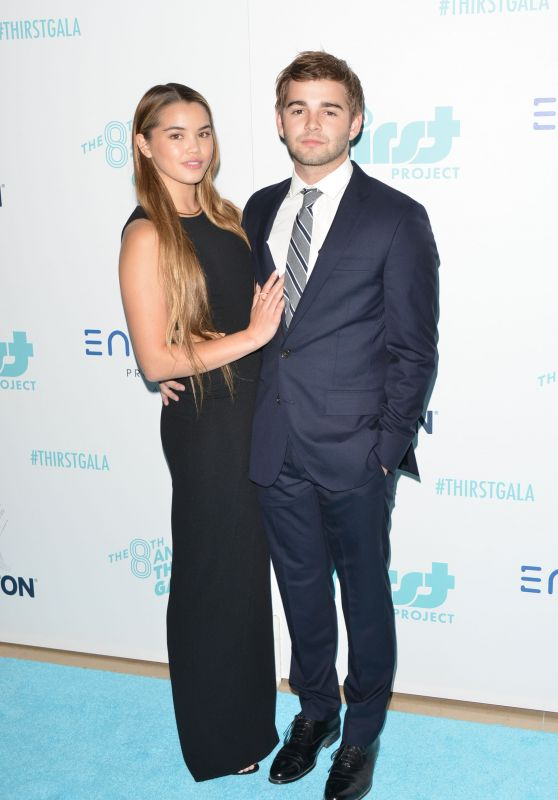 Paris Berelc and Jack Griffo - Thirst Gala in Beverly Hills 4/18/2017
