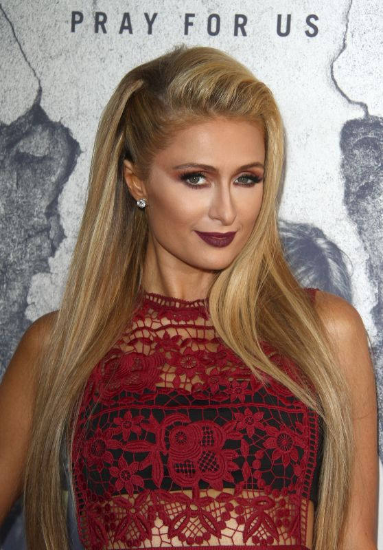 """Paris Hilton at """"The Leftovers"""" Season 3 Premiere in Hollywood 4/4/2017"""