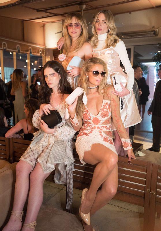 Paris Hilton - Pop & Suki Collection Event in Los Angeles, April 2017
