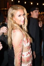 Paris Hilton - Pop & Suki Collection Event in Los Angeles, April 2017