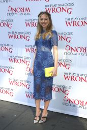 "Paten Hughes - ""The Play That Goes Wrong"" Play Opening Night in New York 4/2/2017"