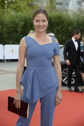 Patricia Aulitzky at Lola – German Film Award in Berlin 04/28/2017