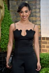 Pearl Mackie – British Academy Television Craft Awards in London 4/23/2017
