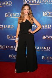 "Penny McNamee - ""The Bodyguard"" Musical Premiere in Sydney 04/27/2017"