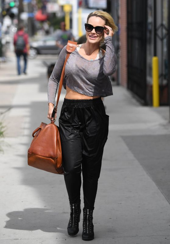 Peta Murgatroyd - Out in Hollywood 04/25/2017