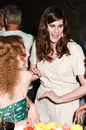 Petra Collins - Sally Singer and Lisa Love Host Denim Dinner in LA 4/5/2017