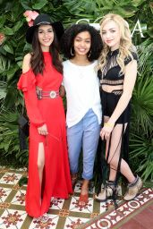 Peyton Roi List – POPSUGAR and The CFDA Brunch in Palm Springs 4/15/2017