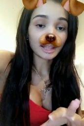Pia Mia Perez Social Media Pics 4/7/2017