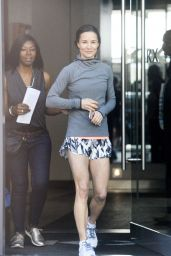 Pippa Middleton - Ceparting KX Gym in Chelsea, England 04/26/2017