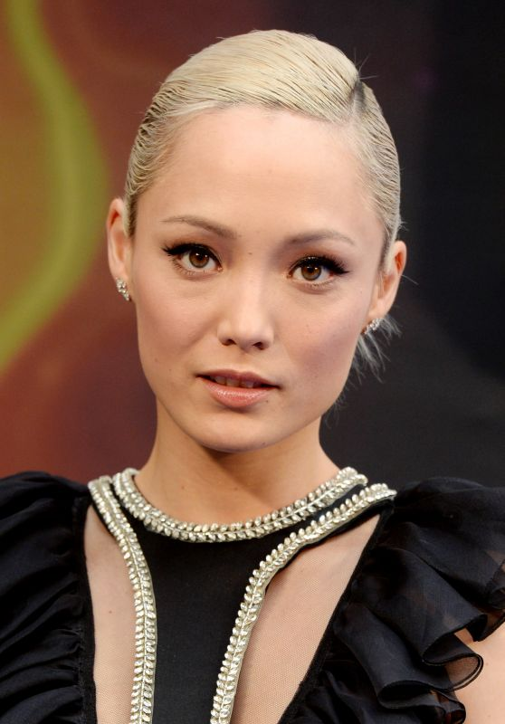 Pom Klementieff at Guardians of the Galaxy Vol.2