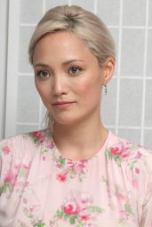 Pom Klementieff – Guardians of the Galaxy Vol. 2 Press Conference in Los Angeles