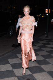 Poppy Delevingne - Arrives at Save Venice Gala in New York 4/7/2017