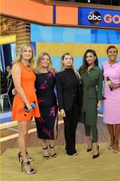 Pretty Little Liars Cast at Good Morning America in New York 4/18/2017