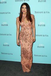 Priyanka Chopra – Harper's Bazaar and Tiffany and Co Celebrate 150 Years in NY 4/19/2017