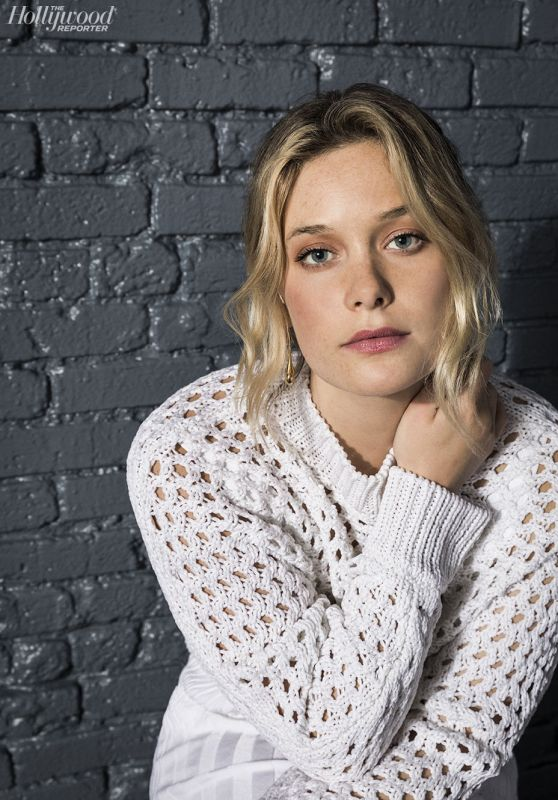 Rachel Keller - The Hollywood Reporter (2017) Photos
