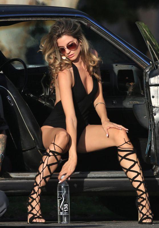 Rachel McCord - 138 Water Photoshoot, Los Angeles 04/25/2017