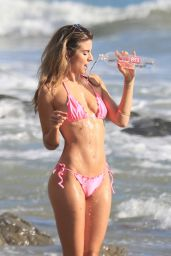 Rachel McCord Bikini Photoshoot in Los Angeles 4/4/2017