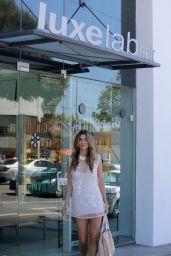 Rachel McCord Style - Shopping in Santa Monica, March 2017
