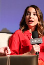 Rachel Ramras at Deadline's The Contenders Emmys Event in Los Angeles 4/9/2017