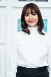 Rashida Jones - TimesTalks Downtown Rashida Jones Presented by Cadillac, New York 4/19/2017