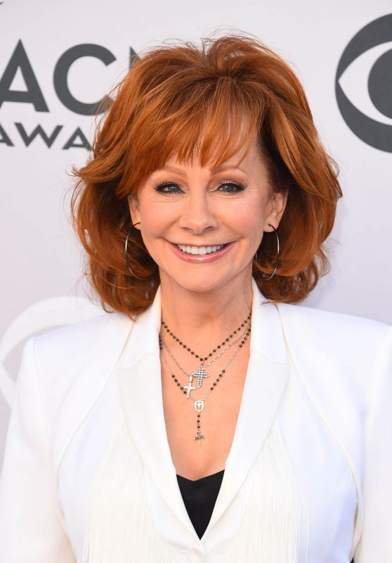 Reba McIntire - ACM Awards2017 in Las Vegas