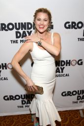 "Rebecca Faulkenberry – ""Groundhog Day"" the Musical in New York 4/17/2017"
