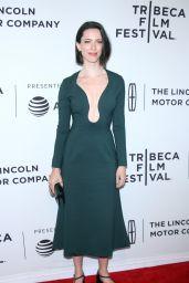 "Rebecca Hall - ""Permission"" Screening at Tribeca Film Festival 4/22/2017"