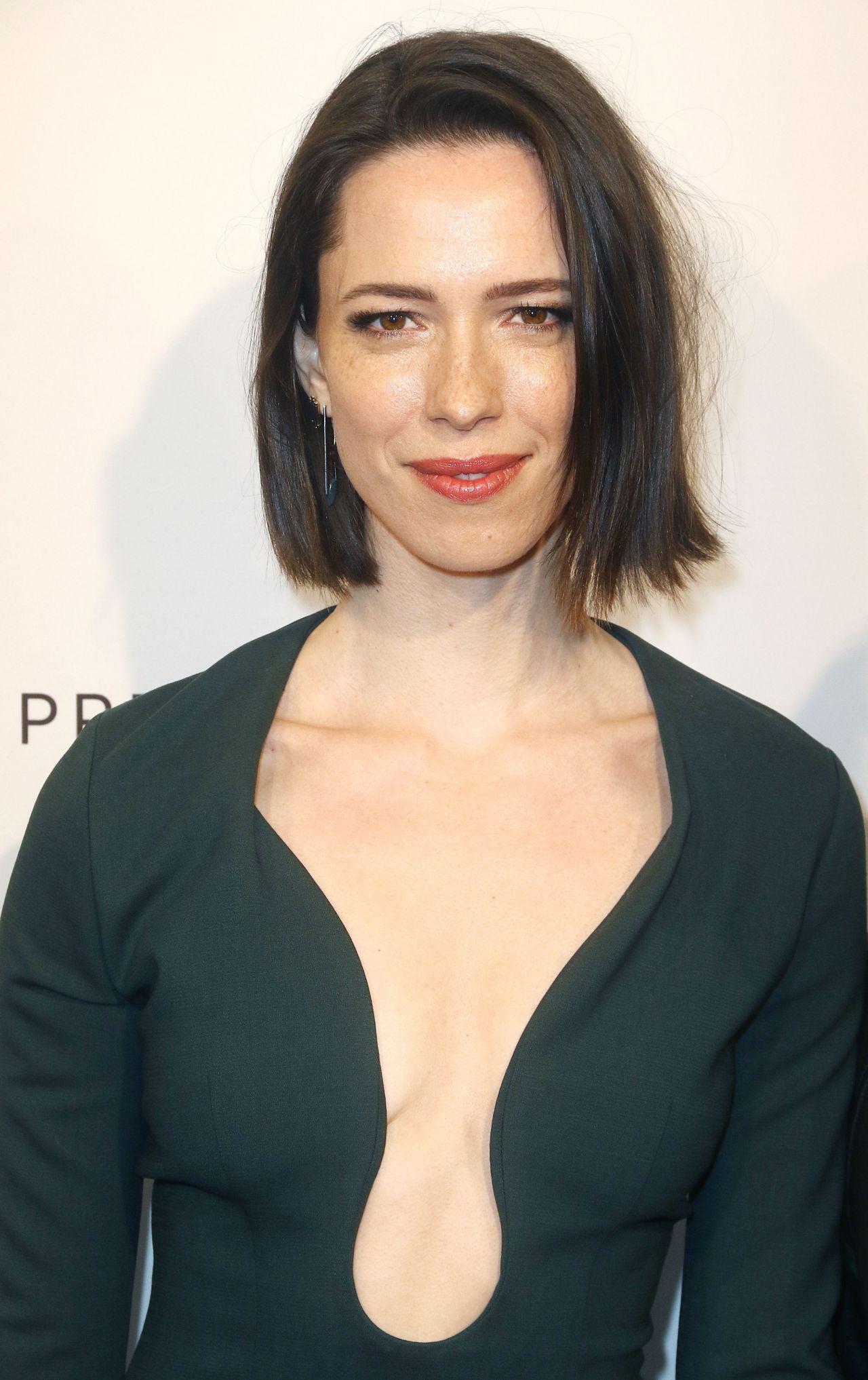 "Rebecca Hall – ""Permission"" Screening at Tribeca Film Festival 4 ..."