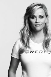 Reese Witherspoon - Embrace Ambition Campaign 2017