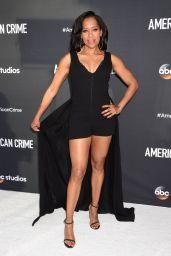 "Regina King – ""American Crime"" TV Show Screening in LA 04/29/2017"