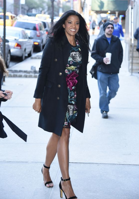 Renée Elise Goldsberry at