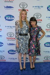 Riki Lindhome - Keep It Clean Event in LA 4/21/2017