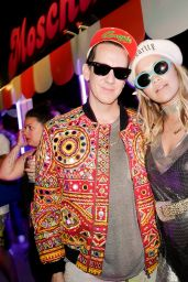 Rita Ora at Moschino Candy Crush Desert Party – Coachella 4/15/2017