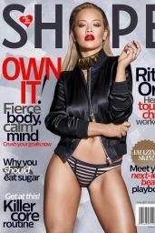Rita Ora - Shape US May 2017 Cover and Pics